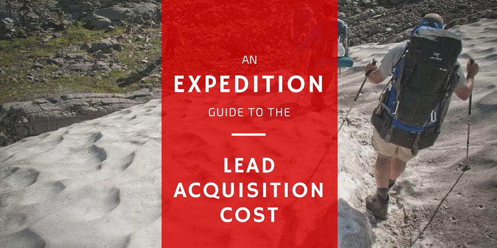 Lead Acquisition Cost