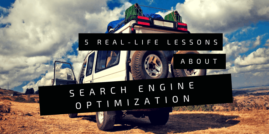 Real Live Lesson Search Engine Optimization